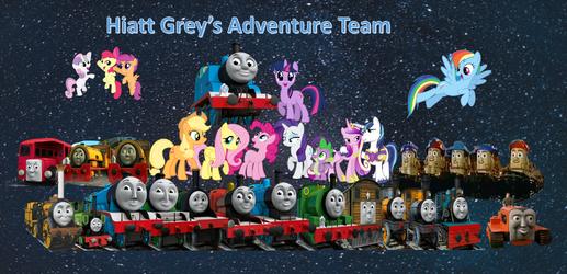 Hiatt Grey's Adventure Team
