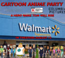 Cartoon Anime Party