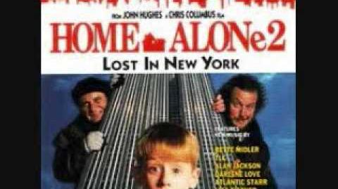 Home Alone 2- Lost In New York Soundtrack (Track -03) Somewhere In My Memory