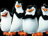 Skipper, Kowalski, Rico and Private