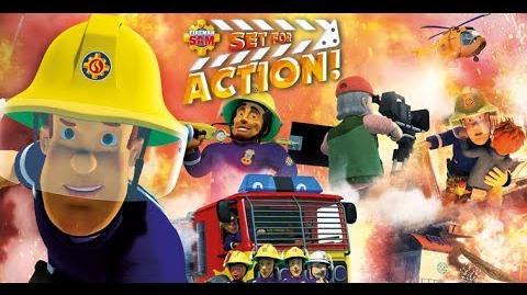 Fireman Sam Set For Action! (UK)