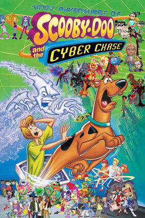 Tinos Adventures Of Scooby Doo And The Alien Invaders