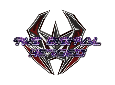 The Digital Heroes Logo