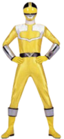 Time Force Yellow