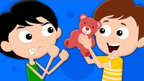 Kids TV Nursery Rhymes - Emotions Nursery Rhymes For Kids