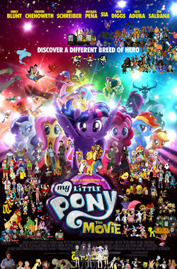 Pooh's Adventures of My Little Pony The Movie (2017)