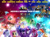 Pooh's Adventures of My Little Pony: The Movie (2017)