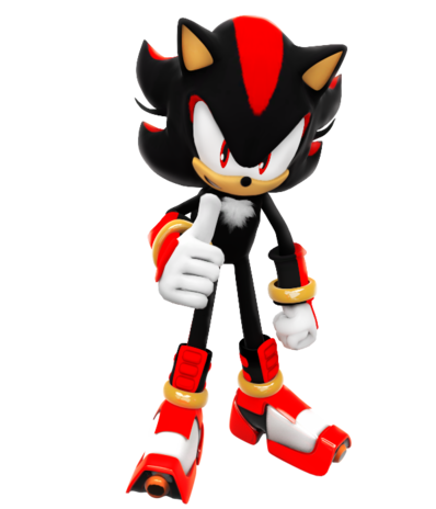Shadow the Hedgehog (Sonic Boom) | Pooh's Adventures Wiki ...