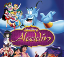 Sailor Moon's Adventures of Aladdin