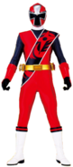 Ninja Force Red