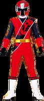 Ninja Force Red