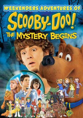 Weekenders Adventures of Scooby-Doo! The Mystery Begins