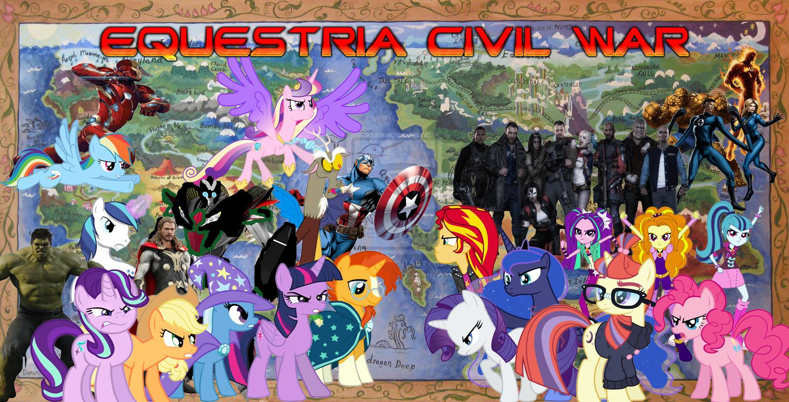 Equestria Civil War Poohs Adventures Wiki Fandom Powered By Wikia