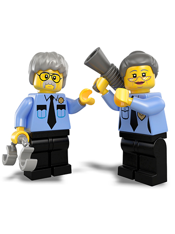 Pa Cop and Ma Cop