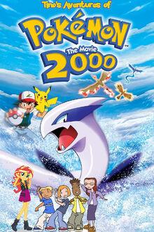 Tino's Adventures of Pokémon- The Movie 2000