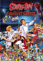 Tino's Adventures of Scooby-Doo! and the Gourmet Ghost Poster