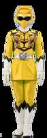 Yellow Lion Ranger (Female)