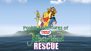 Pooh's Adventures of Thomas & Friends - Misty Island Rescue - Pooh and his friends promo