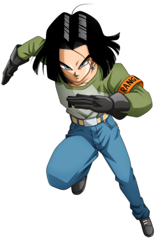 Android 17 5 by nekoar-db7h3vr