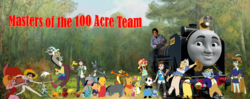 Masters of the 100 Acre Team promo