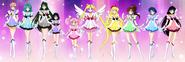 Celestial Sailor Scouts