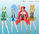 Rainbow Pretty Cure