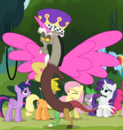 455px-Discord dressed as an alicorn ID S4E25