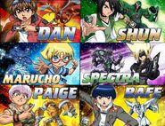 Mechtanium surge characters