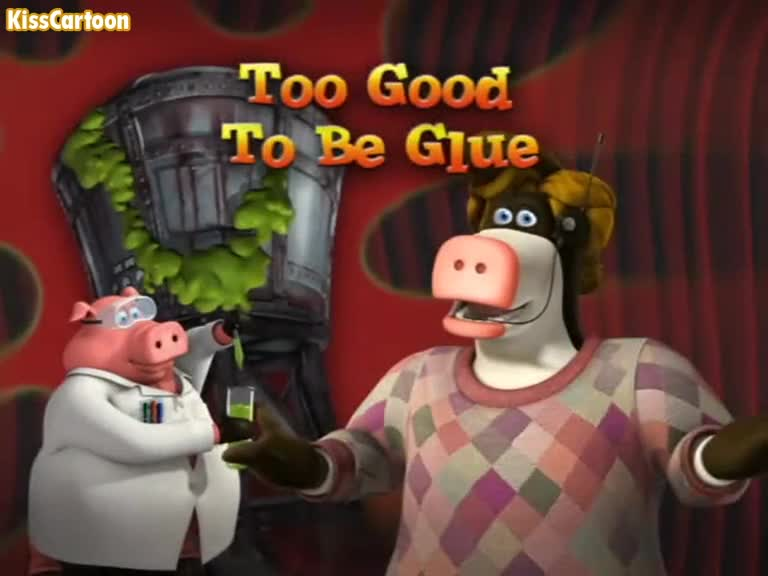 Too Good to Be Glue/Transcript | Pooh's Adventures Wiki