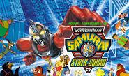 Pooh's Adventures of Superhuman Samurai Syber-Squad Poster