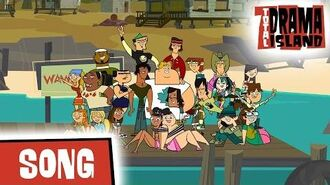 TOTAL DRAMA ISLAND 🎶 Opening Theme Song 🎶 (S1)-2