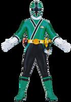 Green Samurai Ranger (PRS)