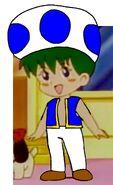 Ken Blue Toad