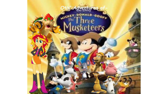 File:Otis' Adventures of Mickey, Donald, Goofy The Three Musketeers Remake.png