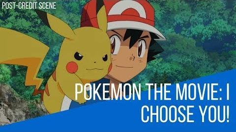 Video Pokémon The Movie I Choose You Post Credits Scene Hd