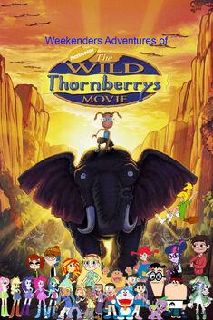 Weekenders Adventures of The Wild Thornberrys Movie