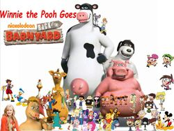Winnie the Pooh Goes Back at Barnyard (Season1)