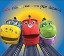 Wilson, Brewster, and Koko's Great Adventures
