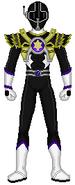 12. Black Data Squad Ranger