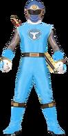 Ninja Storm Blue Ranger (Male)