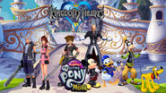 Kingdom Hearts in Pooh's Adventures of My Little Pony the Movie