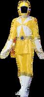 Lightspeed Rescue Yellow Ranger (skirted)
