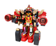 Ninja Steel Ultrazord