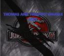 Thomas and Twilight Sparkle visit Jurassic Park III