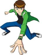Ben 10 ben-10-alien-force