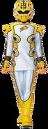 Jungle Fury Yellow Ranger (Jungle Master mode)
