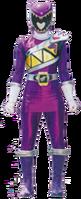 Dino Charge Purple Ranger