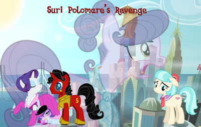 Suri Polomare's Revenge poster
