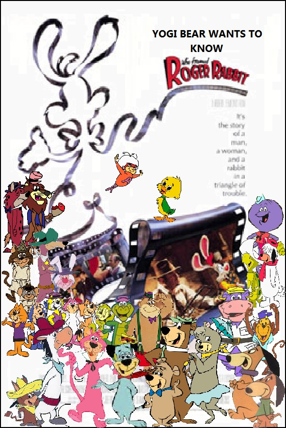 Yogi Bear Wants to Know Who Framed Roger Rabbit | Pooh\'s Adventures ...