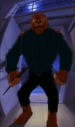 Lawrence Talbot (Werewolf Form) Full View